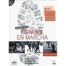 Nuevo Espanol en Marcha: Nivel Basico A1 + A2: Tutor Book: Curso de Espanol Como Lengua Extranjera