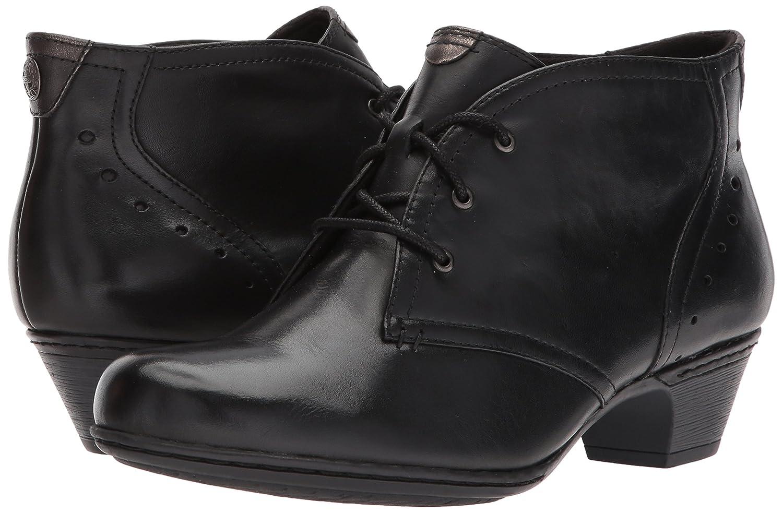 Cobb Hill Rockport Women's Aria-Ch Boot B06XP1F58B 6 C/D US Black Leather
