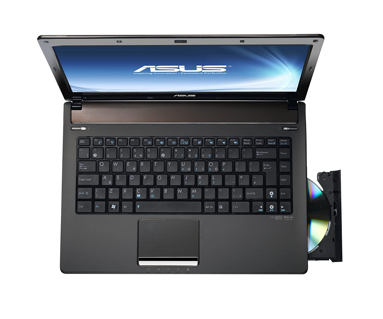 Asus N82Jq Notebook Management Drivers for Windows XP