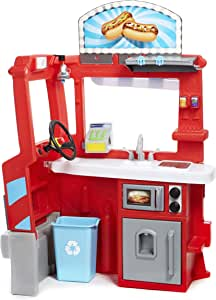 Little Tikes 643644 2-In-1 Food Truck