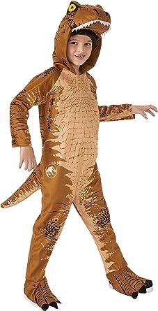 Rubie's Jurassic World: Fallen Kingdom Child's T-Rex Oversized Costume Jumpsuit