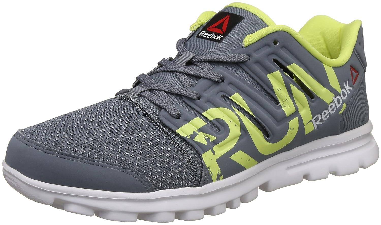 Ultra Speed Grey Running Shoes-6 UK