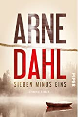 Sieben minus eins: Kriminalroman (Berger & Blom 1) (German Edition)