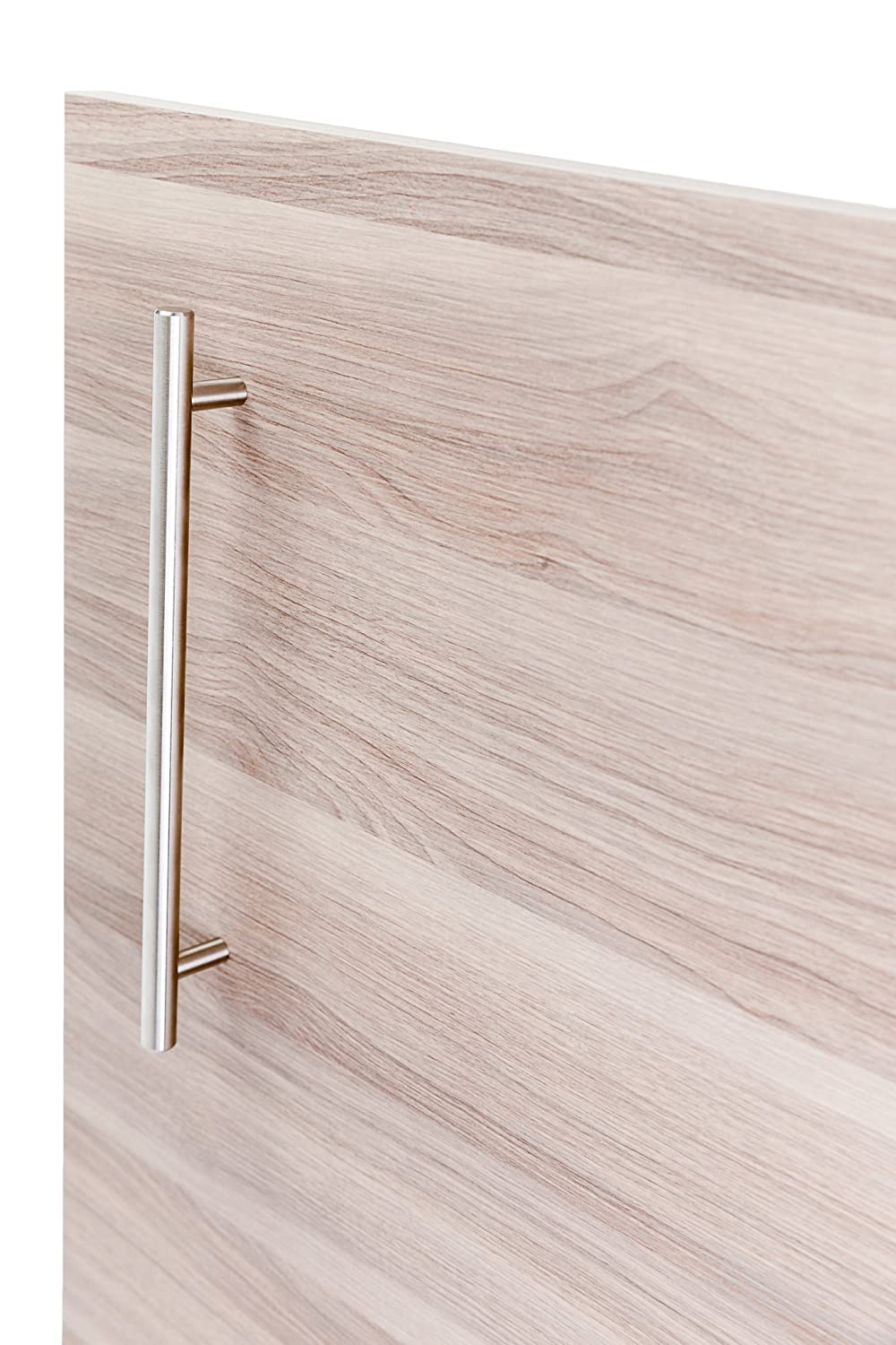 URBN.design MIA-H4XX-E4 12-1//2 Inch Cabinet Handle Pack of 1, 16 Inch Length, 12-1//2 Inch Hole-to-Hole 1//2 Inch Diameter Solid Stainless Steel Ultra Grade URBN Modern Euro THICK SOLID Bar Pull