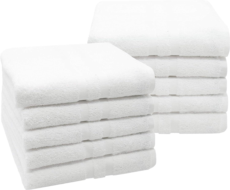 Set van 10 handdoeken