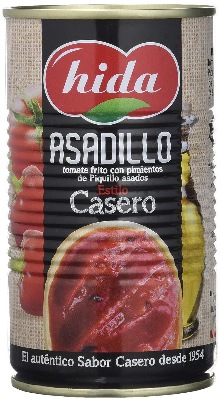 Hida Asadillo Tomate Frito con Pimientos de Piquillo Asados 340g x ...