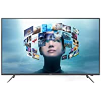 Sanyo 107.95 cms (43 inches) Droid Series Certified Android XT-43A081U 4K Smart IPS LED TV (Metallic)