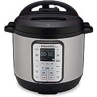 Instant Pot Duo Plus 80 Elektrische snelkookpan, slowcooker, rijstkoker, stoomboot, saute, yoghurtmaker en warmer, 8L…
