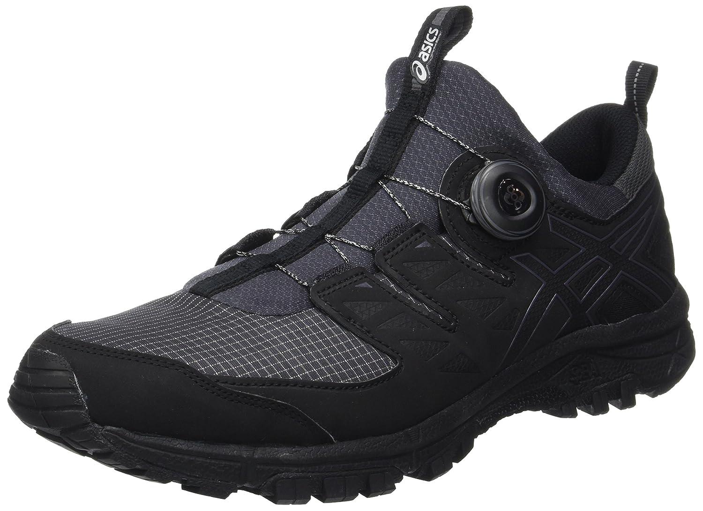 Asics Gel-Fujirado, Zapatillas de Entrenamiento para Hombre 41.5 EU|Gris (Dark Grey/Black/Silver)