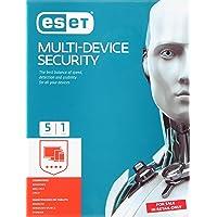 ESET Smart Multi-Device Security - 5 PCs, 1 Year (CD)