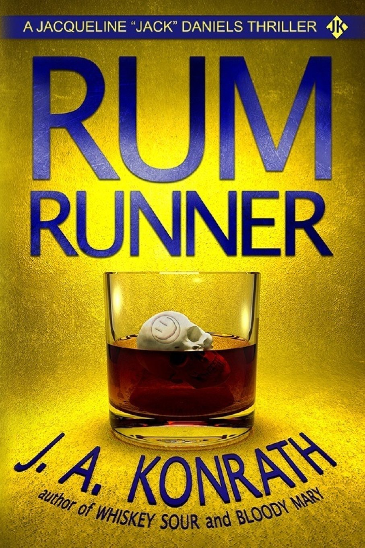 Rum Runner Thriller Jacqueline Mysteries