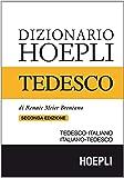 Dizionario di tedesco. Tedesco-italiano, italiano-tedesco. Ediz. compatta