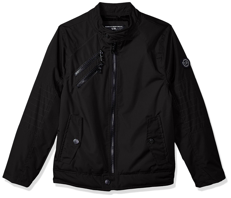 Urban Republic Boys Cloud Ballistic Moto Jacket