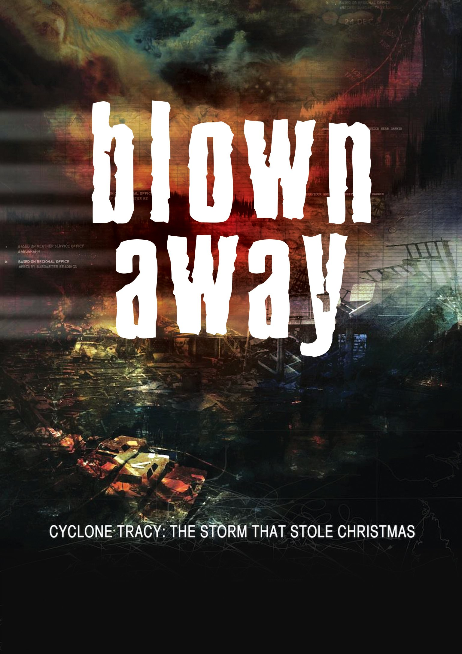DVD : Blown Away