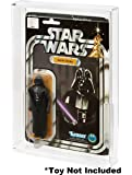 """Star Wars Carded Figure """"A"""" Acrylic Display Case"""