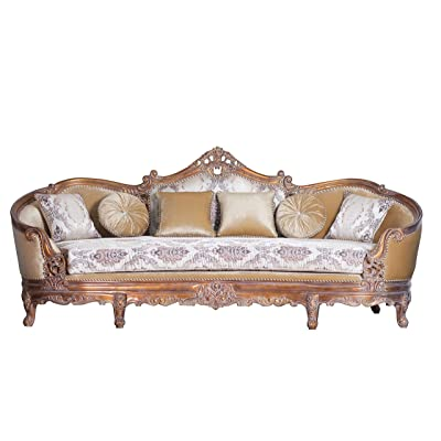 European Furniture Victorian Luxury Sofa