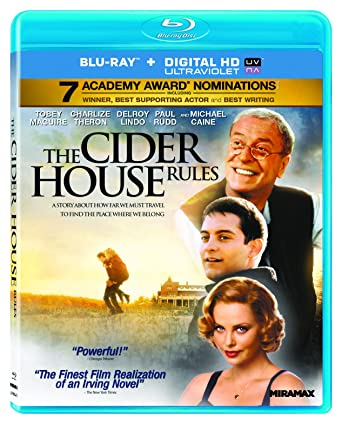 The Cider House Rules [Blu Ray]