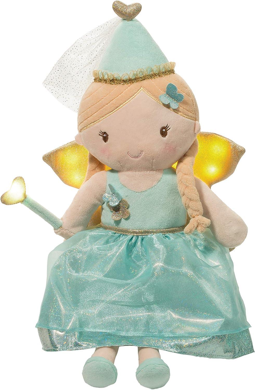 Douglas Tealia Light /& Sound Aqua Fairy Doll