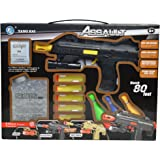 Boys Army Solider Toy Mini Uzi Gun With Bullets and Targets