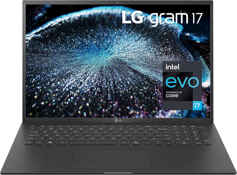 LG Gram 17Z90P - 17