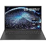 "LG LCD Laptop 17"" Ultra-Lightweight, Ultra-Portable (2560 x 1600), Intel Evo 11th gen CORE i7, 16GB RAM, 2TB SSD, 19.5 Hour B"