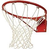 Elk Power Nylon Slam Ring Diameter 29 cm Basketball Ring with Net & Screw/Bolts Ring Size 6