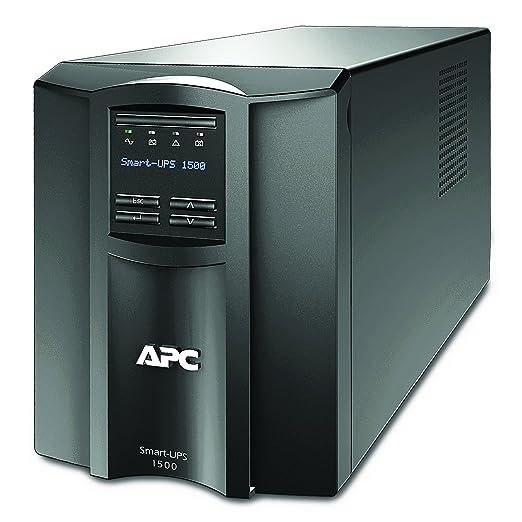 101 opinioni per APC Smart-UPS- Gruppo di continuità (UPS) 1500VA Modello Tower- SMT1500I- Line