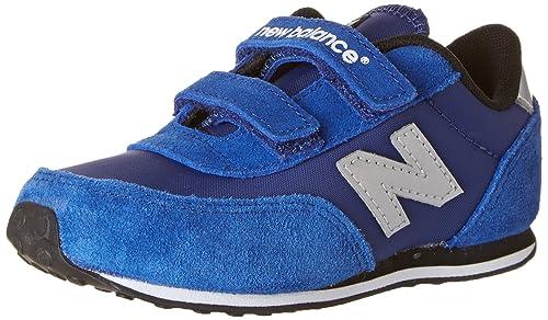 New Balance KE410 Kids Lifestyle Velcro - Zapatillas de Deporte para Bebés Niños: Amazon.es: Zapatos y complementos