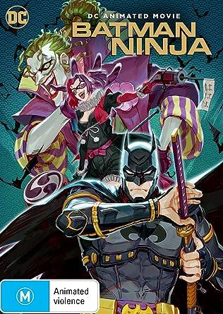 Amazon.com: Batman - Ninja: Junpei Mizusaki: Movies & TV