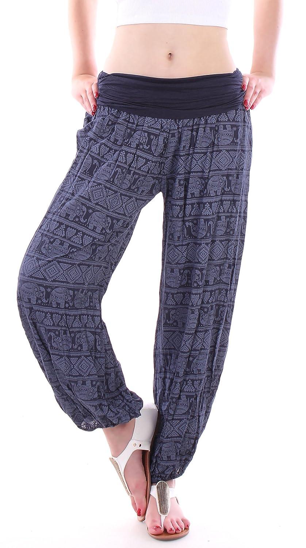 Style Station24 Damen Aladin Pump Hosen Hüfthose in verschidenen Farben
