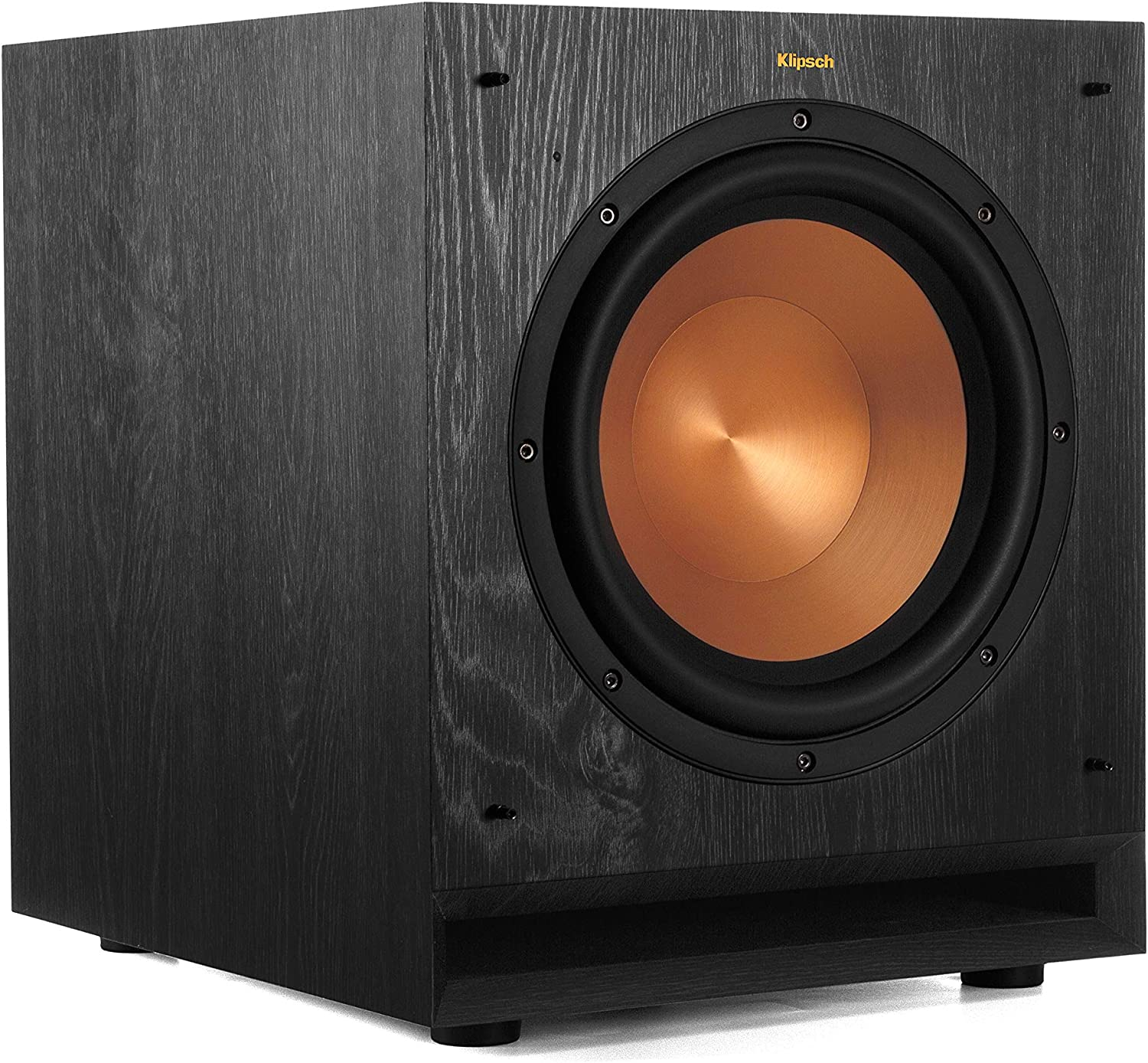"Amazon.com: Klipsch SPL-100 10"" Powered Subwoofer, Black: Home Audio &  Theater"
