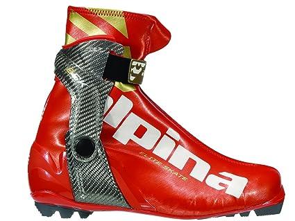 Amazoncom Alpina ESK Elite Series CrossCountry Nordic Skate - Alpina skate ski boots