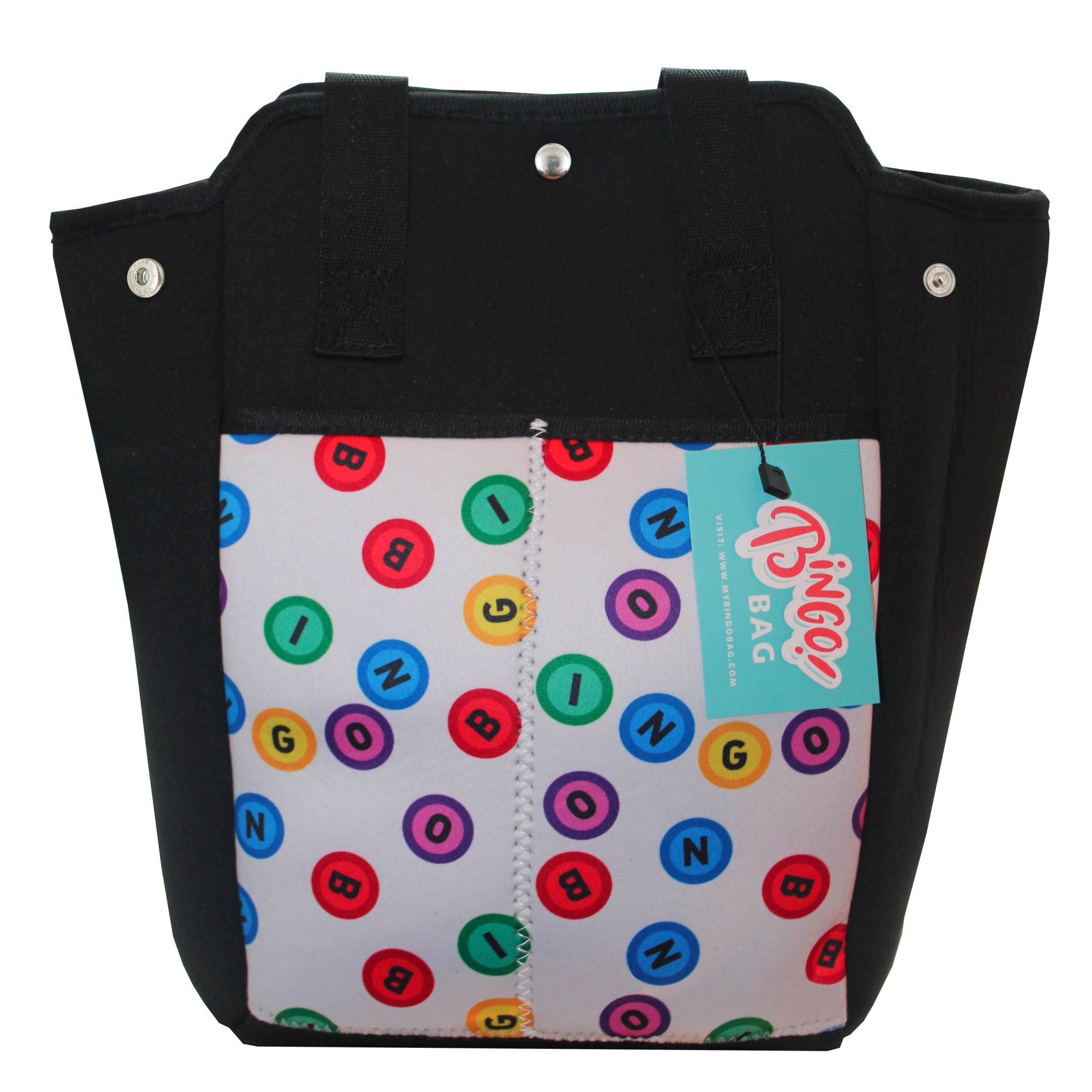Signature BINGO Dauber and Accessories Bingo Bag - 4 Large Dauber Pockets