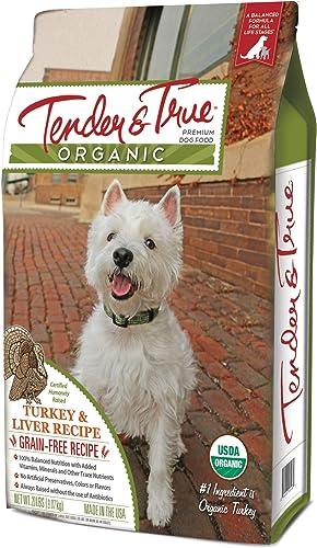 Tender True Pet Nutrition Dog Food