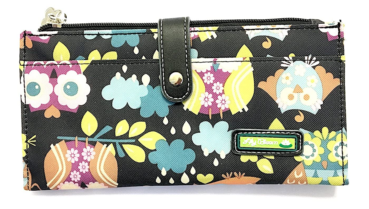 Lily Bloom Large Travel Wallet - LIZA Wallet