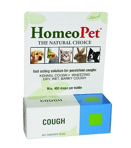Amazon Com Homeopet Cough 15 Ml Pet Supplies