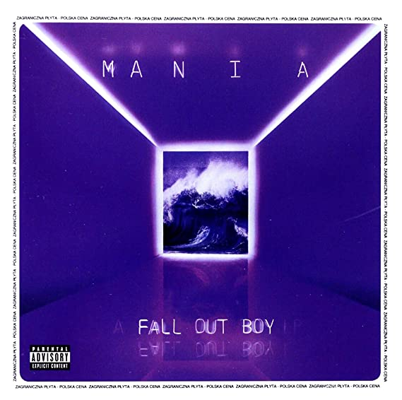 Fall Out Boy: Mania [CD]