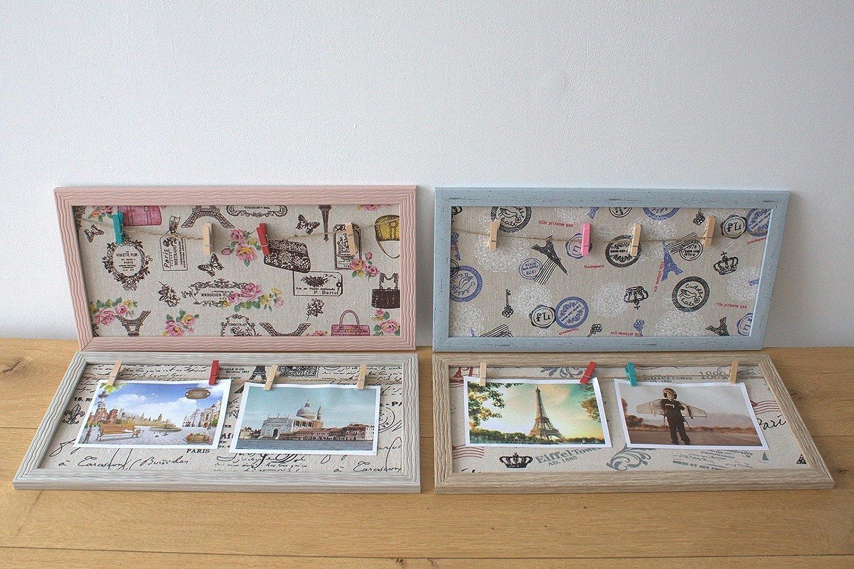 Großzügig Bilderrahmen Mit Wäscheklammern Fotos - Bilderrahmen Ideen ...