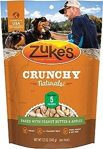 Zuke's Crunchy Naturals All Natural Baked Low Calorie Dog Treats