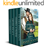 Annie Boone's Cutter's Creek: Books 4-7