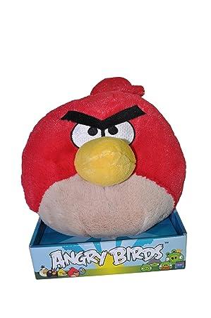 Peluche con sonido Angry Birds 20cm [Pájaro Amarillo]