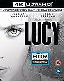 Lucy (4K UHD Blu-ray + Blu-ray + Digital Download) [Edizione: Regno Unito] [Italia] [Blu-ray]