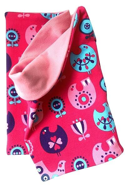 Wollhuhn - Sombrero - para niña rosa Folklore-Vögelchen in pink Talla única: Amazon.es: Ropa y accesorios