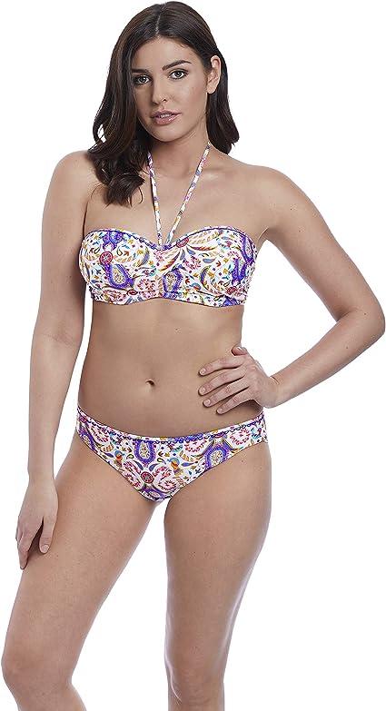 Freya Swimwear Indio Bikini Brief//Bottoms Paisley 6643