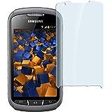 mumbi Panzerfolie für Samsung Galaxy Xcover 2 Glasfolie Hartglas 9H