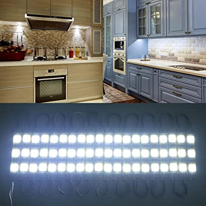under counter lighting home teepao under cabinet lighting strip 10ft 60 pcs 5630 leds dimmable counter light kit amazoncom