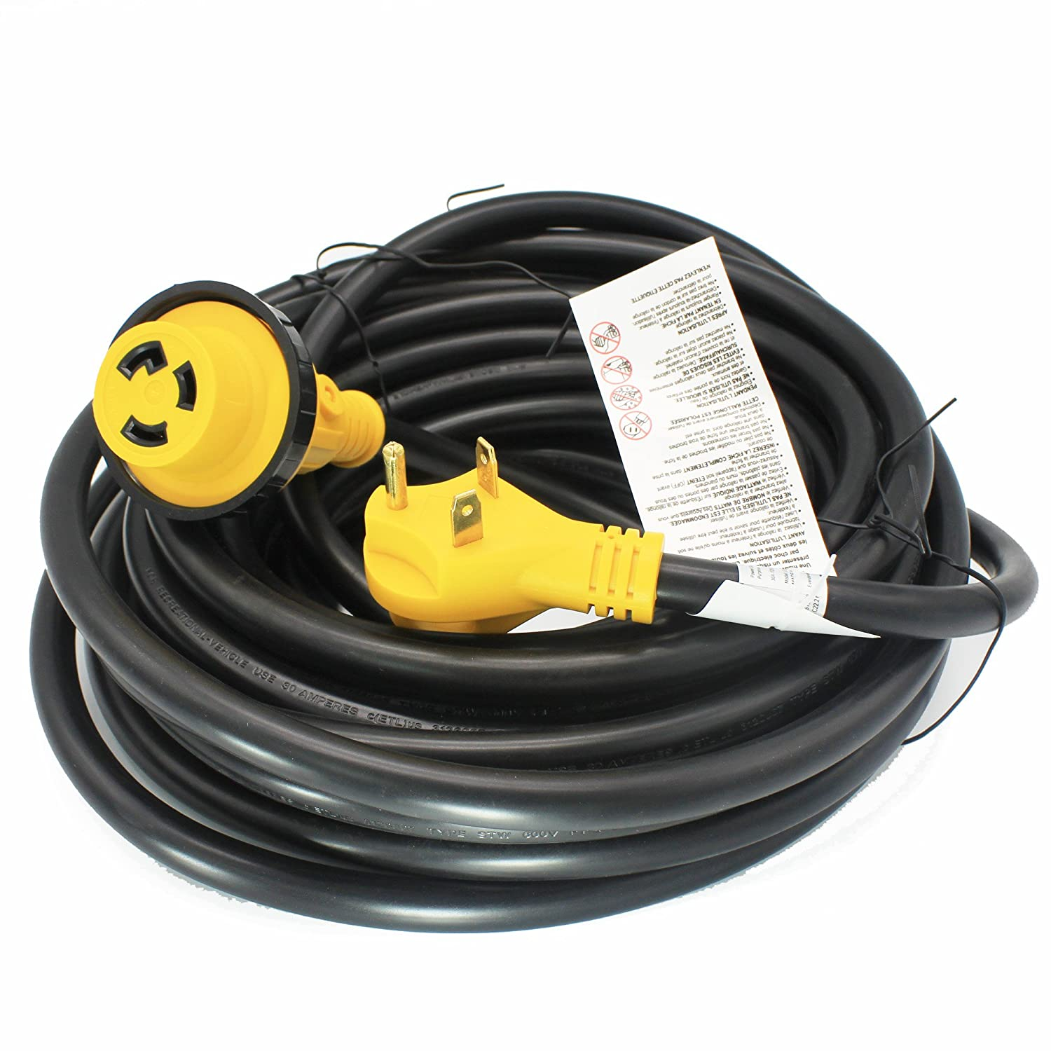 Details About Whirlpool Pt220l 4feet 3 Wire 30amp Dryer Power Cord