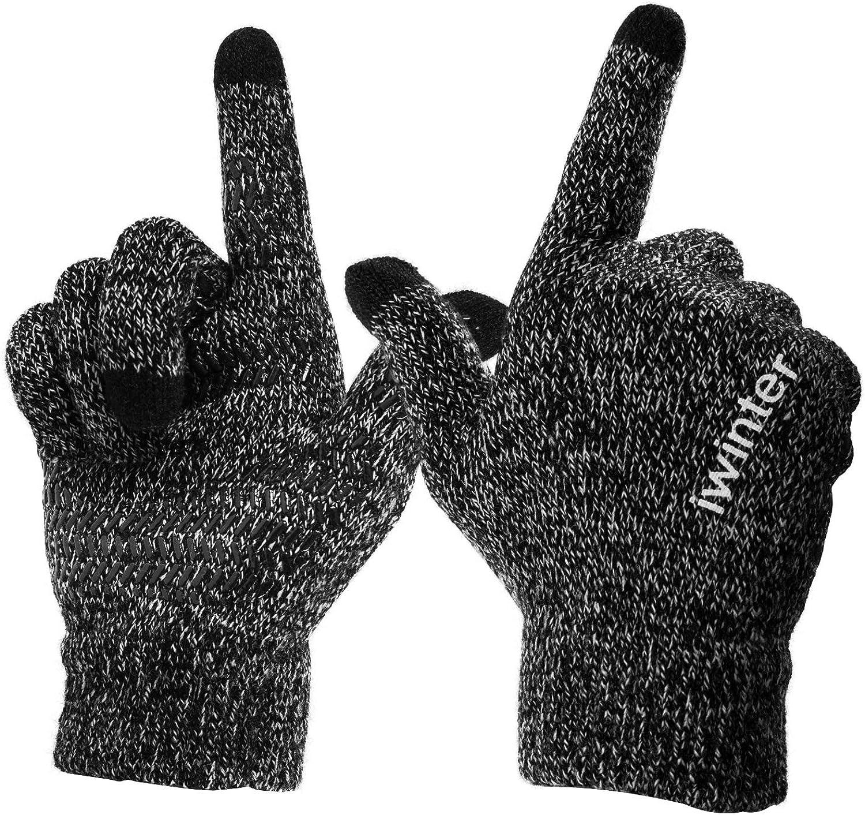 Non-Slip Winter Gloves...