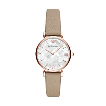 75b2987e40 Buy Emporio Armani Analog Multi-Colour Dial Women's Watch - AR11111 Online  at Low Prices in India - Amazon.in
