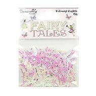 Dovecraft Premium Fairy Tales Holographic Confetti, Multicolour, 1